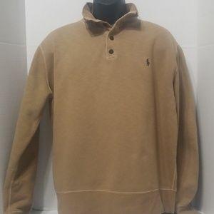 Polo by Ralph Lauren Button Up Fleece